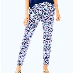 """lilly pulitzer """"Lola"""" pants new with tags"""